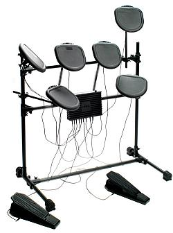 ION iED05 USB Electric Drum Kit