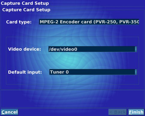 The second tuner of a pvr